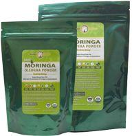 Buy Moringa Organic Powder