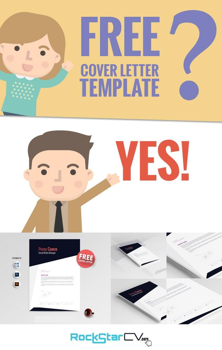 Free Cover Letter Template Http T Co Wjop3aec4j Http