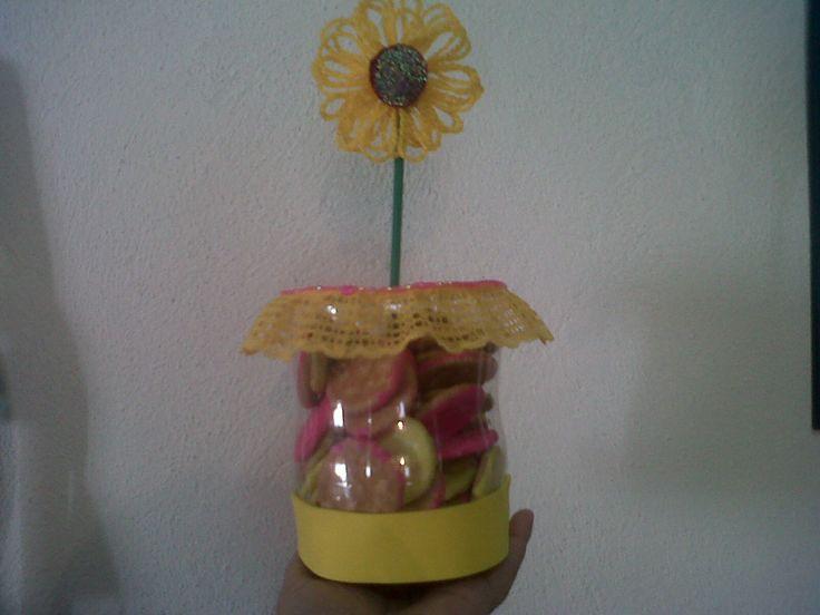 27 best images about centros de mesa on pinterest bebe - Centros de mesa con botellas ...