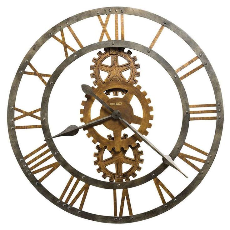 stylist and luxury giant clocks. Howard Miller Crosby Wall Clock  antique brass 625517 13 best Big clocks images on Pinterest