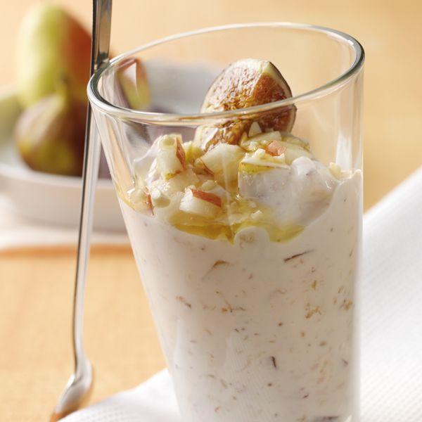Zoete ontbijtkwark, voor 4 ProPoints waarden #SnelKlaar #WeightWatchers #WWrecept