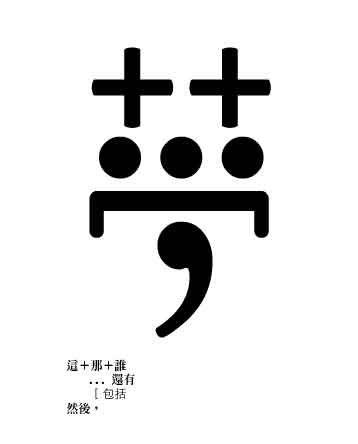 夢的符號3