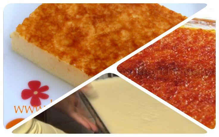 Balkan Tatlıları, Farklı Tatlı Tarifleri, Kaymaçına Tarifi, Kaymaçına malzemeleri