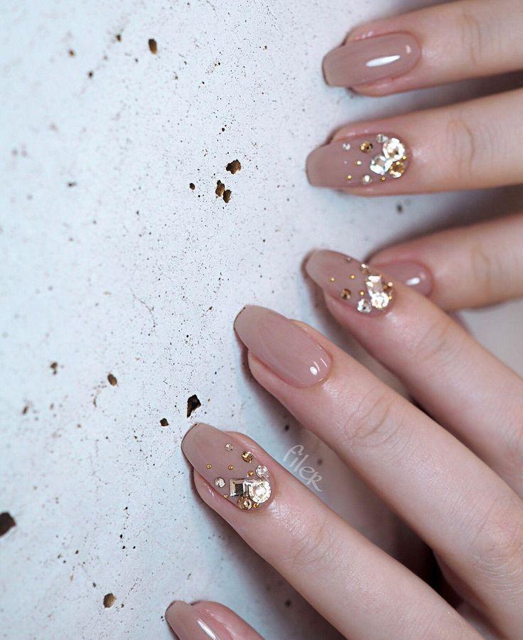 110 süße kurze Acryl Nail Genus Design-Ideen für jedes verliebte Mädchen …   – Nägel Designs