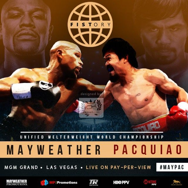 #LVMBjen is #OnTheBlog breaking down the fighters for this weekend's huge boxing match. The world's eyes will be on Las Vegas once again as #MGMGrand will host this #FightoftheCentury. You won't want to miss this! Who's corner are you in? #Pacquiao #Mayweather #PacMan photocred: okrown.com