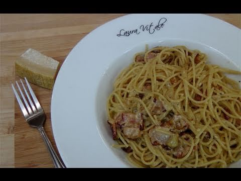 How to Make Carbonara - Recipe by Laura Vitale - Laura in the Kitchen Episode 110