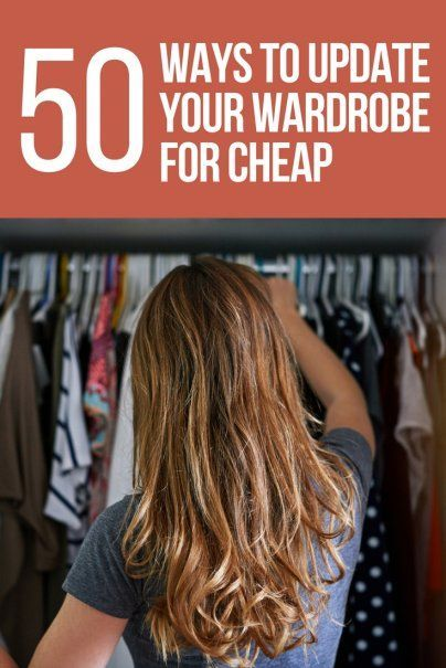 50 Ways to Update Your Wardrobe for Cheap | Frugal Living Tips | Minimalist Hacks | Budget Shopping Tips | How To Save Money on Clothes | Life Hacks