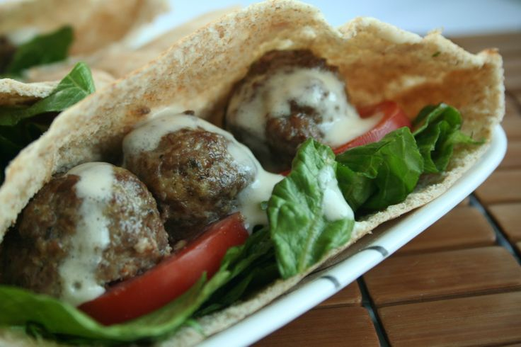 Donair Meatballs - Made the sauce and it was dead on for our favorite Donair sauce! A make again!