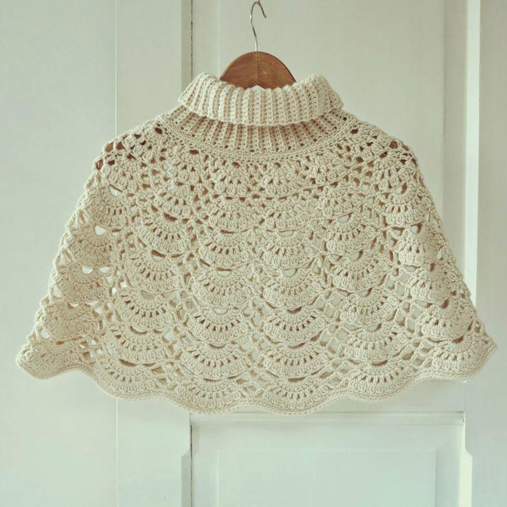 best 20 crochet cape pattern ideas on pinterest crochet. Black Bedroom Furniture Sets. Home Design Ideas