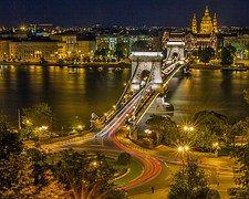 Budapest, Éjszaka, Híd, Fények - Ingyenes kép a Pixabay-en - 831091