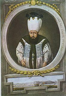 Sultan Mahmud1 (1696-1754)