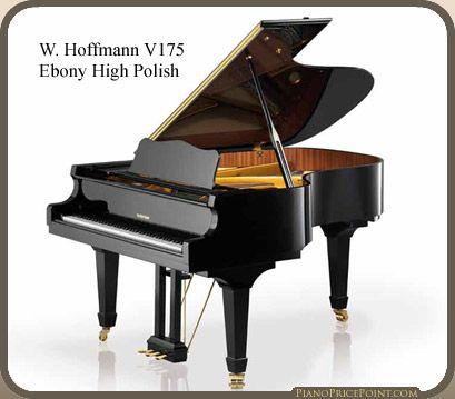 W. Hoffmann V175 Grand Piano