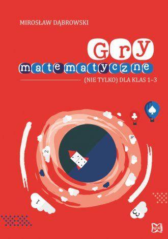 Mirosław Dąbrowski, doświadczony pedagog, nauczyciel akademicki, autor wielu książek, od ponad dwudziestu lat prowadzi warsztaty dla nauczycieli klas 1-3 oraz nauczycieli matematyki klas starszych poświęcone wykorzystaniu gier dydaktycznych w matematycznym kształceniu dzieci. Podczas prowadzonych za