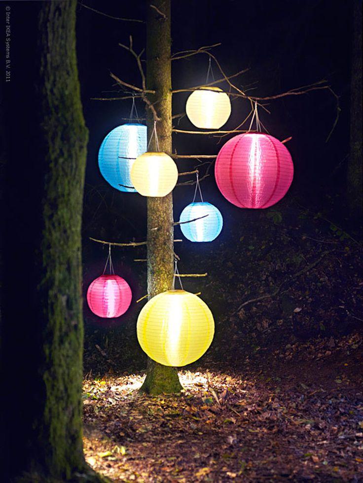 SOLVINDEN   IKEA Livet Hemma U2013 Inspirerande Inredning För Hemmet · Patio  LanternsRustic ...