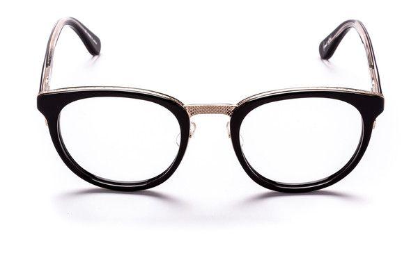 Black and Rose Gold OLIVE Optical Glasses - SUNDAY SOMEWHERE