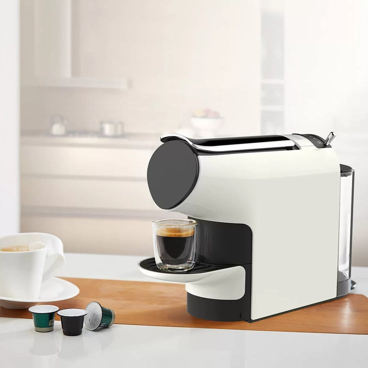 XiaoMi Home SCISHARE Coffee Machine Automatically Extraction Electric Coffee Maker Euro 161,85