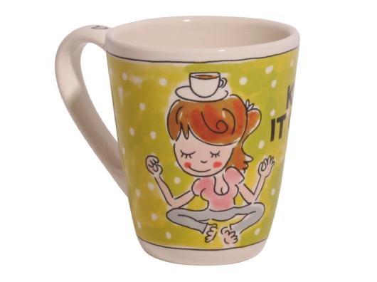 Blond Amsterdam tea mug