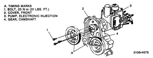 chevy 6 5 diesel engine parts diagram  | 1000 x 572