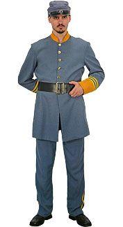 Confederate Soldiers Uniform