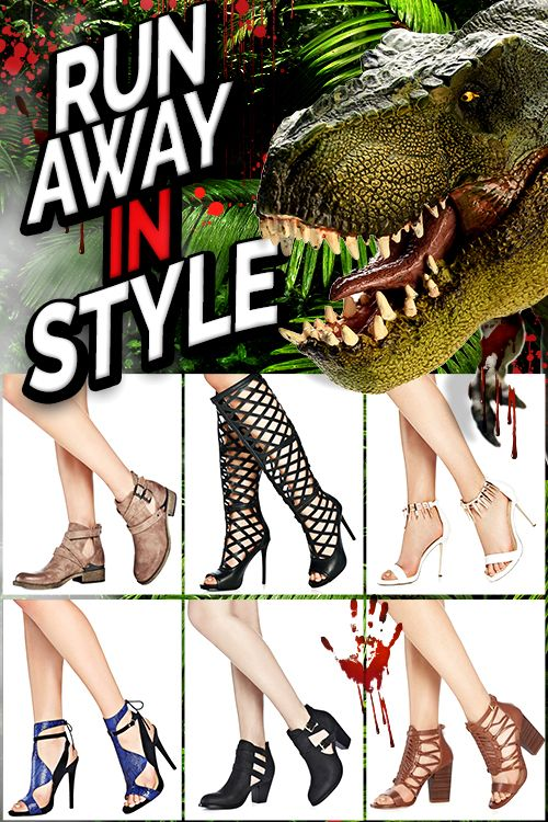 ROAR - Run Away In Style! Limited Time Only from June 23, 2015 to July 10, 2015 Get 2 Pairs for $39.95 Shipped!  Can't Decide Which Style is Best for You? HURRY RUN and Find Out by Taking Our Shoe Style Quiz and Take Advantage of This Limited Time Offer!
