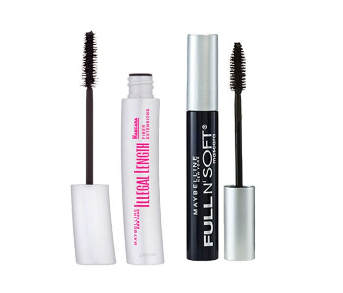 Best Maybelline Mascaras For Thin & Sparse Lashes