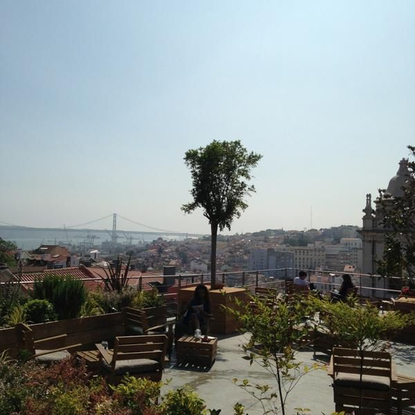Park - A great lounge to spend time relaxing at #Lisbon