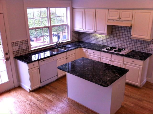 Let Legacy Granite Update Your Kitchen With New Black Forest Granite