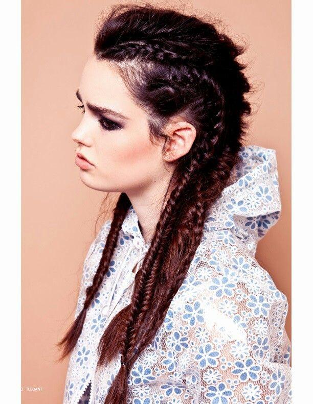 Sarah by Kim Buckard Photography for Elegant Magazine