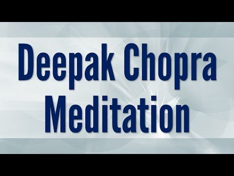 Guided Abundance Meditation, Deepak Chopra, Unified Field - (More info on: https://1-W-W.COM/meditation/guided-abundance-meditation-deepak-chopra-unified-field/)