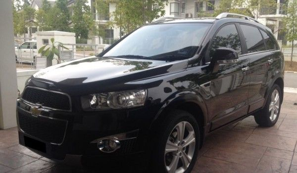 2012 Chevrolet Captiva 2.0 Turbo Diesel for sale. Owner is very reluctant to sell but have no choice due to work relocation. Go grab it while it is still available.  Shop for other cars on sale on just one single page: http://www.carmyo.com.my/lastest-cars-on-sale/