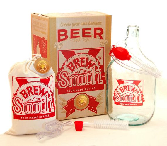 Honey Bomb Wheat Beer  Home Brewing Kit  BrewSmith by BrewSmith #fathersday #giftideas