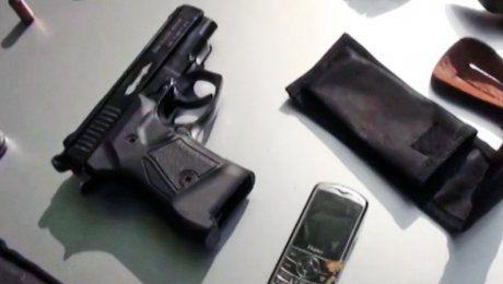 Генпрокуратура: У арестованного бизнесмена Токмади изъяты оружие и боеприпасы
