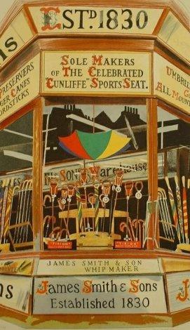 Glynn Boyd-Hart Umbrella Shop