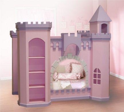 Las 25 mejores ideas sobre cama barco pirata en pinterest - Muebles de princesas ...