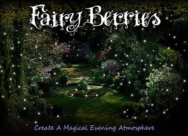 Place on the lawn, in the garden, hang from your trees or gazebo for your next party or event. Fairy Berries with glowing white LED balls can be placed anywhere the water resistant design lets you place them in your pond, pool or floating centerpieces. They produce a moving firefly or fairy light effect that is so unique.