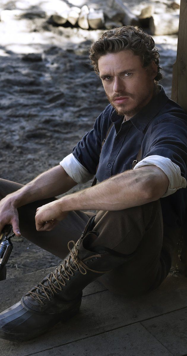Richard Madden - inspiration for Trent Belliveau, Sully's cousin in Whiskey Creek Lodge series.