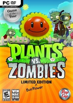 Plants VS Zombies Game Of The Year Edition-CPY - Adventure Game