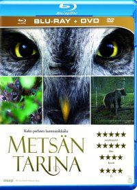Metsän Tarina (Blu-ray + DVD) 9,95 €