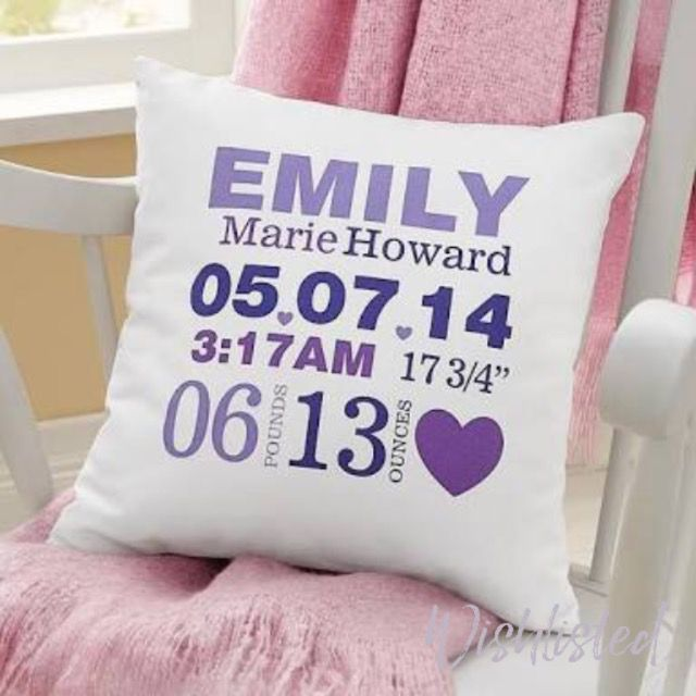 wishlisted_appWhat a beautiful #gift to remember the date of a special little one. #baby #christening #giftideas #wishlisted