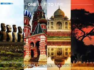 AIESEC CAIRO UNIVERSITY-GLOBAL CITIZEN- Guide booklet  Well this opportunity will help you reach your personal and professional goals through a practical working and learning experience while gaining knowledge and awareness in different projects.