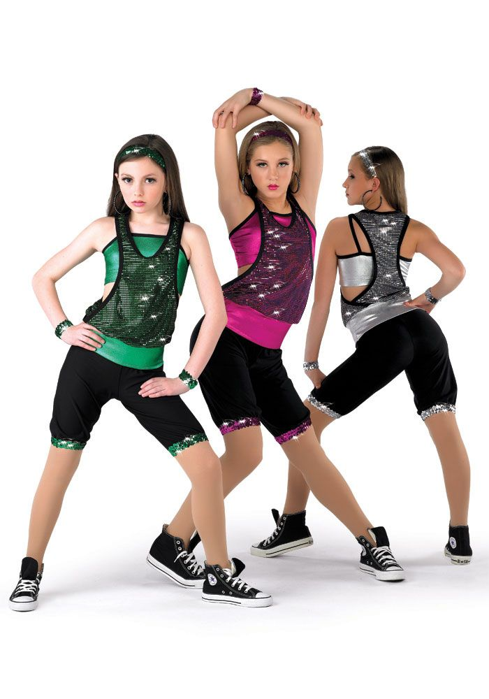 139 best images about Costumes - Hip Hop on Pinterest | Hip hop Sequin tunic and Recital