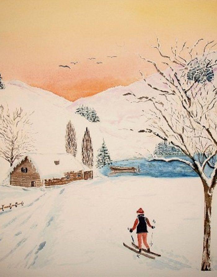 Illustration Cyril Bouda