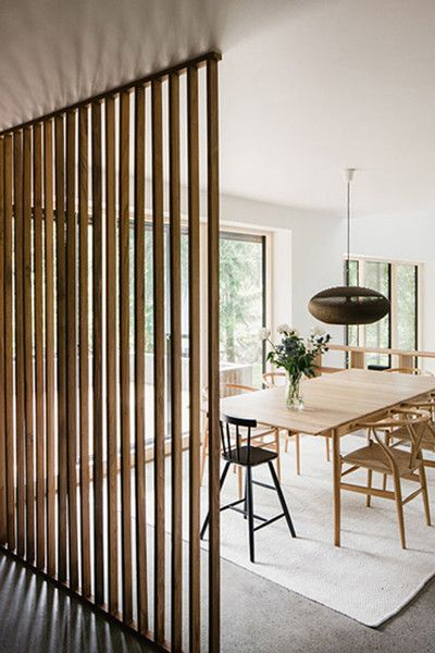 See-Through Screens - The Weirdest Interior Trends That Are Actually Awesome - Photos
