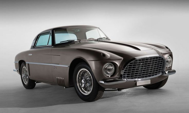 1953 Ferrari 250 Europa Coupe Up for Auction