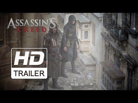 Novo trailer do filme 'Assassin's Creed' - Cinema BH