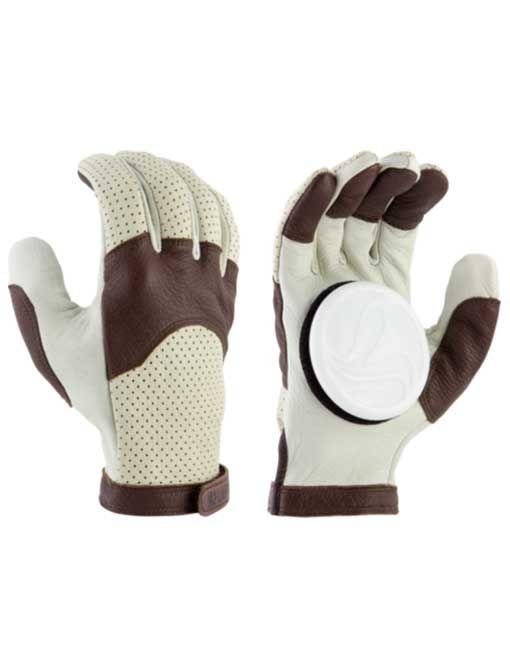 Landyachtz Leather Slide Gloves