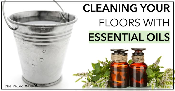 Cleaning Your Floors With Essential Oils .001