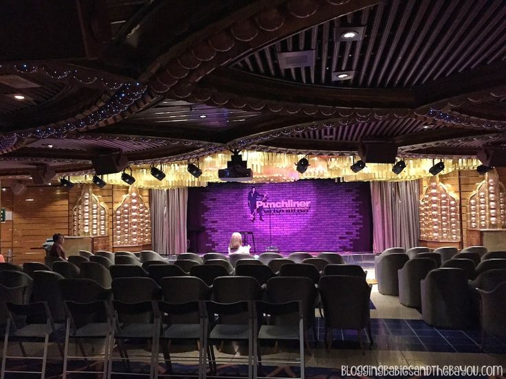Mikado Theater - Carnival Cruise Elation - Ship Details, Decor, Dining menu and more