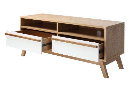Miliboo - Mueble TV diseño escandinavo HELIA - http://vivahogar.net/oferta/miliboo-mueble-tv-diseno-escandinavo-helia/ -