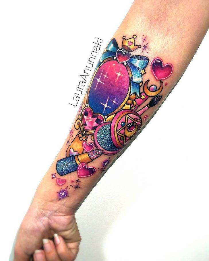 Tattoo by Laura Anunnaki - Album on Imgur